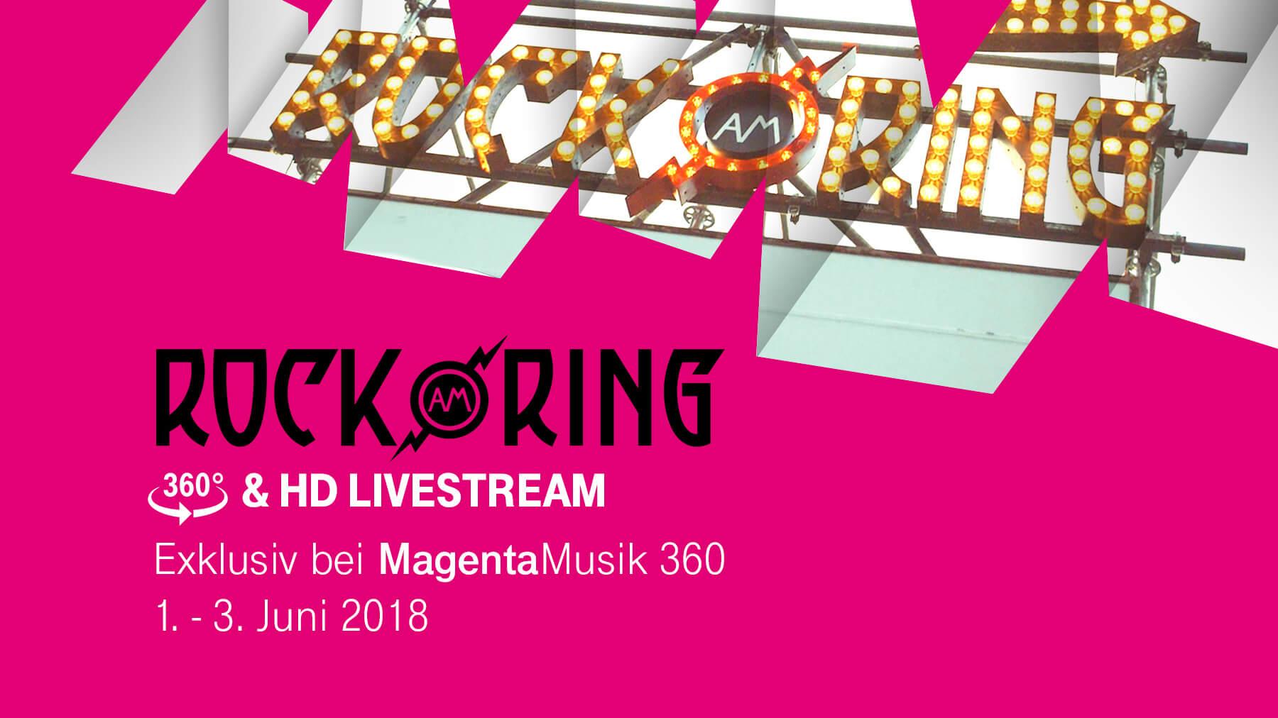 Rock am Ring 2018 Livestream